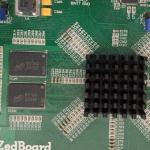 Spartan-3とZynq-7000を搭載したボードの消費電力比較