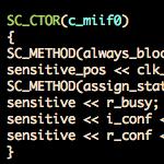 Mac OS XでSystemCとSCV
