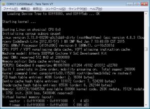 Linuxのバージョン