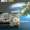DE0-Nano-SoC用ベアメタルアプリとFPGAコンフィギュレーション