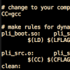 ubuntu 64bitでのPLIコンパイル