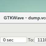 GTKWaveのコンパイルエラー